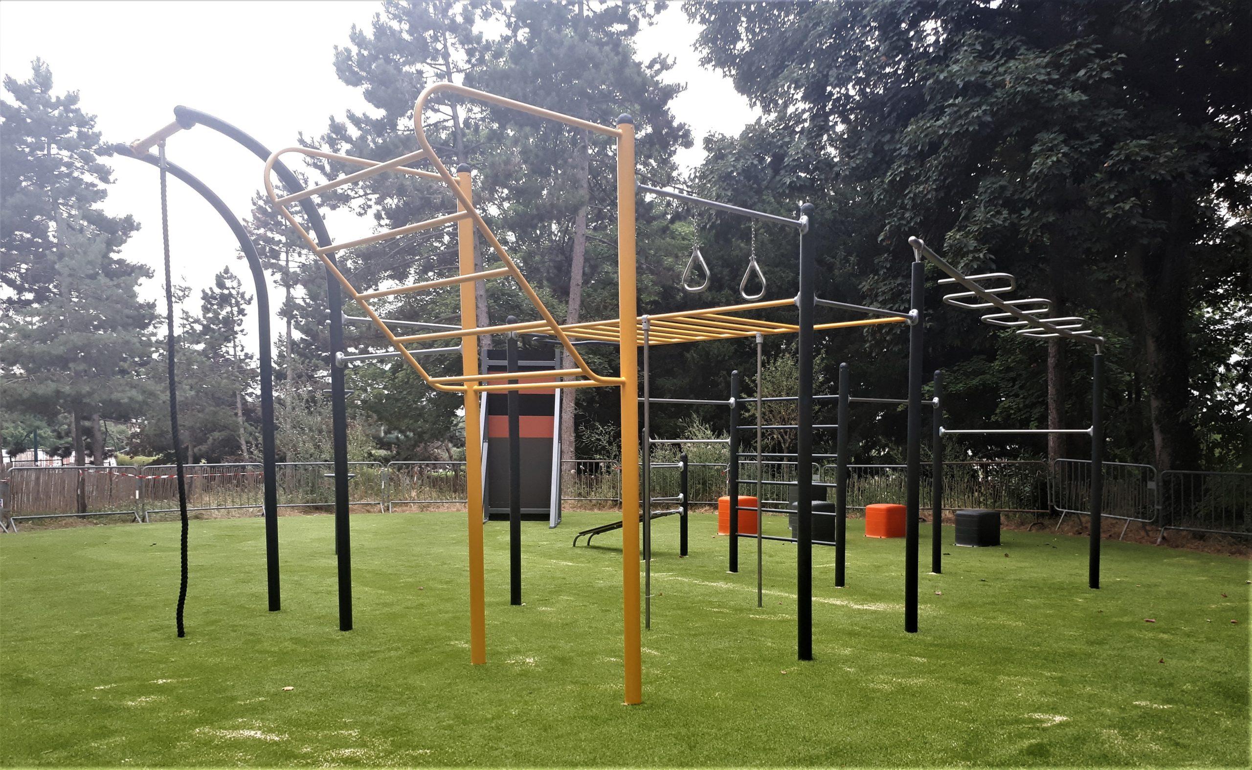 Parc Barbusse