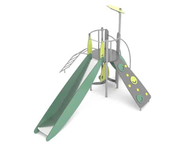 Aire de jeu Stellar Pemba vert