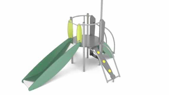 Aire de jeu Stellar Stanley vert