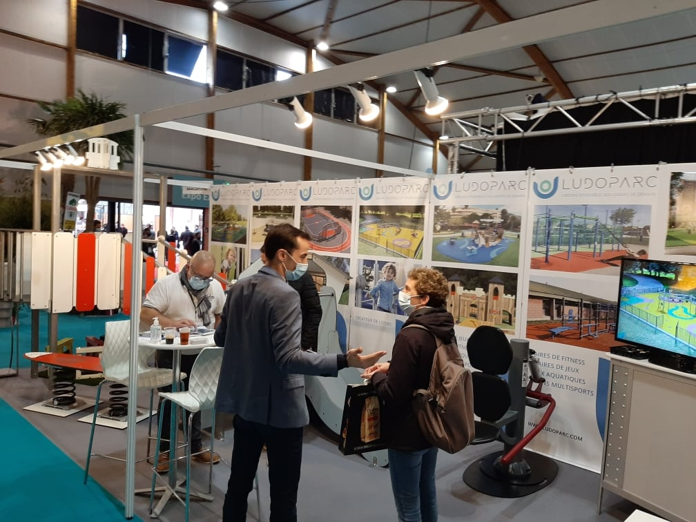 Ludoparc au salon Atlantica