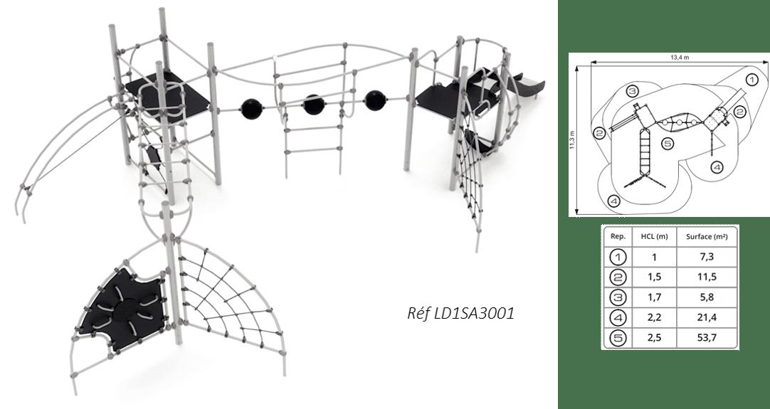 LD1SA3001