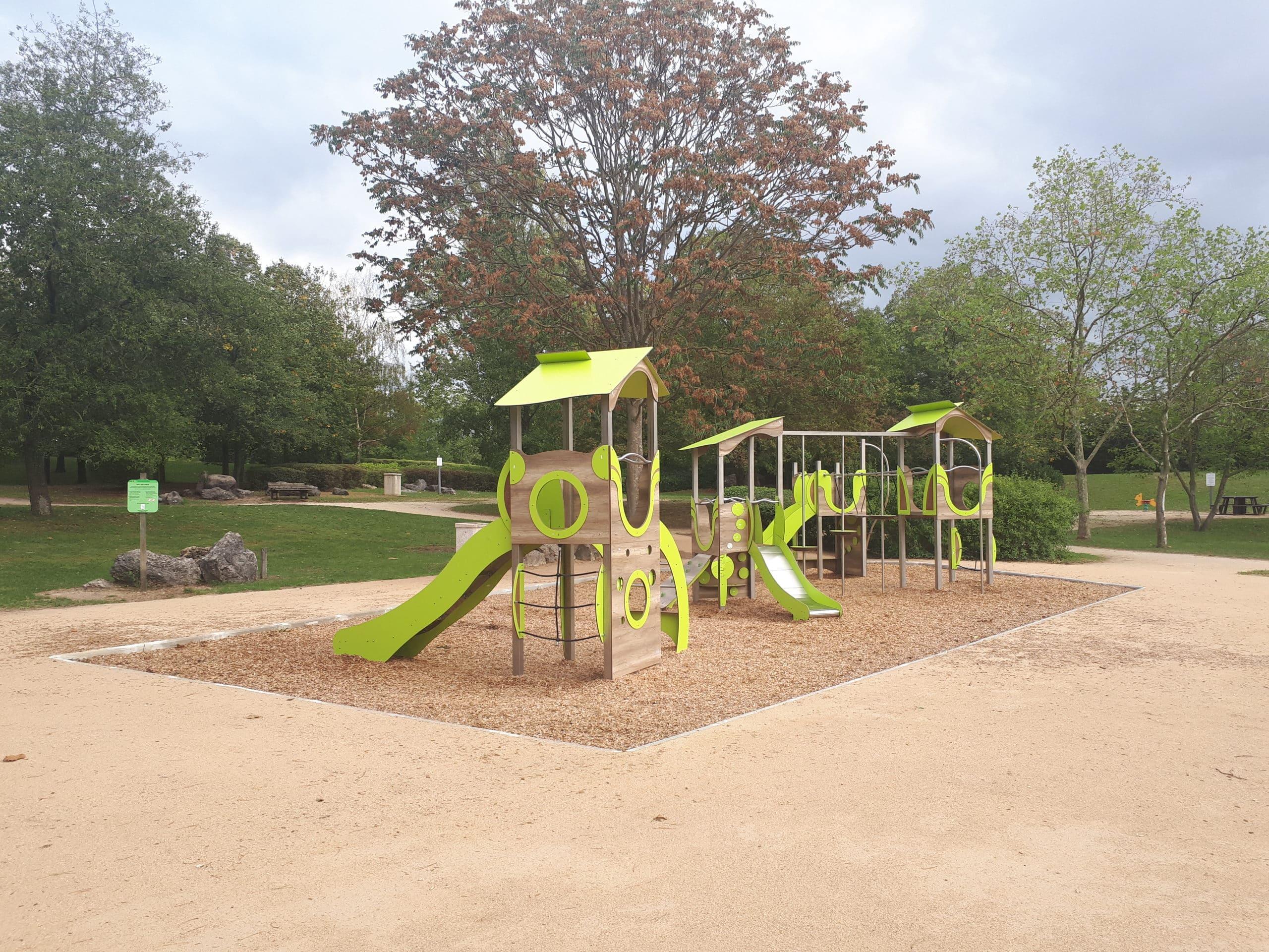 Parc du Tremblay