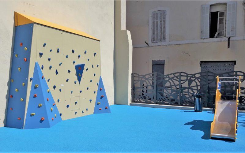 Marseille Square Petite Marie