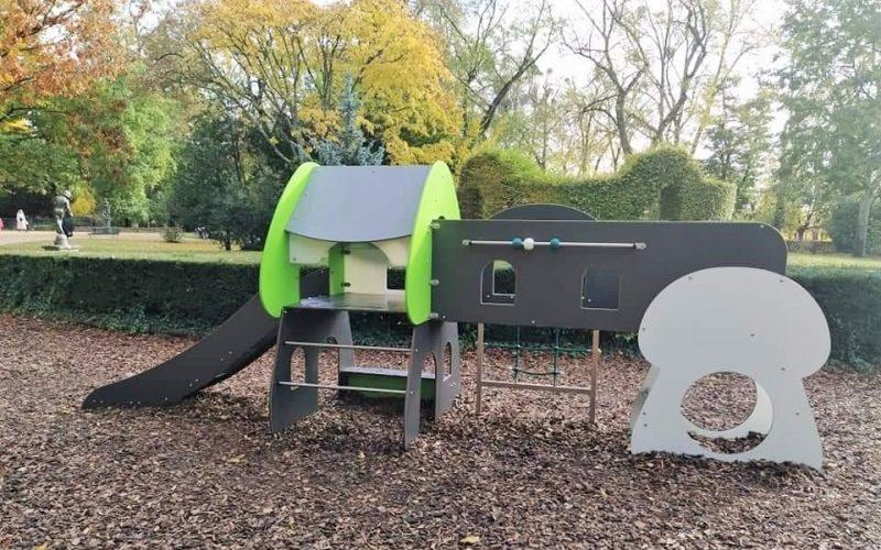 Poitiers - Parc Blossac